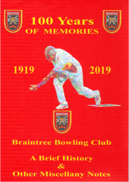 Front Cover Centenary Book